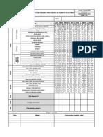 Formato Chequeo Para Equipos de Trabajo en Altura.for.SGSST.063