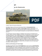 Panzertruppe