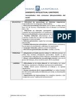 Resumen Principales Necesidades y Estrategias Didcticas Para Fil