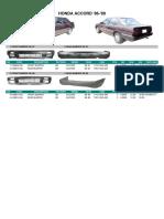 HONDA - Body & Panel 1.pdf