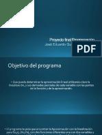 Proyecto Final Programacion