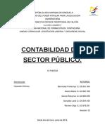 CONTABILIDAD SECTOR PUBLICO
