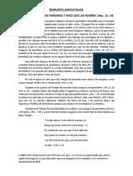 RESPUESTA ANTICATOLICA de Los Prostestantes Sobre Imagenes