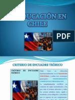 La Educación en Chile