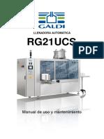 RG21UCS_Operator's Manual ES