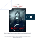 """""""The Crypt Artist"""" Excerpts"""
