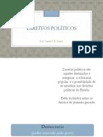 8. Direitos Políticos e Partidos Políticos (1)