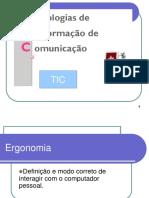 Ergonomia TIC