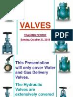 Valves Slide Share
