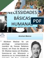 Necessidades Básicas Humanas 02