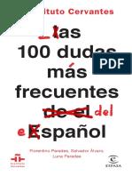 100 Dudas Frecuentes Del Espanol