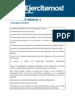 API N°1 D.P IV