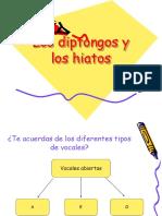 Tema 2 II-hiato y Diptongo