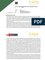 Personal y Ciudadania 3°-PROGRAMACIÓN ANUAL  DEL ÁREA DE