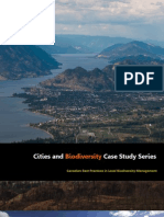 Cities and Biodiversity Case Study Series