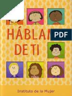 Háblame de Tí - Cuaderno Para Trabajar La Interculturalidad en Infantil y Primaria