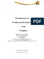 ImportanceOfTraining_DevelopmentInTheWorkplace