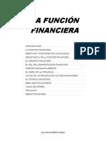 ADMINISTRACION FINANCIERA FUNCIONES