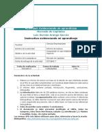 INFORME DE LECTURA MERCADO DE CAPITALES
