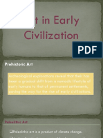 Art in Early Civilization