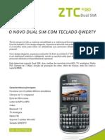 Q380 Caracteristicas