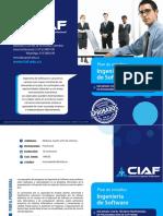 Ingeniería Industrial - CIAF