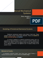Rotational Systems