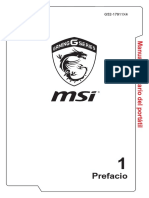 Manual de Usuario Msi Ge62 2qd Apache Pro