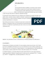 Arquitectura Bioclimatica Cajamarca