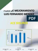 Presentacion Plan Mejoramiento Luis Mendez