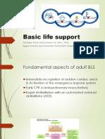 Basic Life Support Bapelnas
