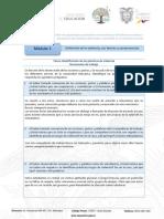 Identificación de las prácticas de violencia Documento de trabajo