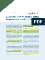 Informe estado de situación de la persona adulta mayor en Costa Rica