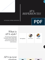 APA reference
