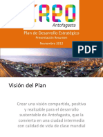 Presentacion Resumen Plan Creo Antofagasta