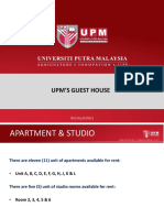 Asarama UPM