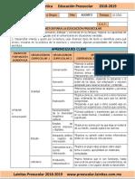 Planeación Diagnóstica (Lenguaje y Comunicación)