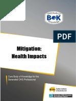 36 Control Mitigation Health Impacts