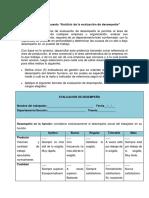 EXP Análisis de La Evaluación de Desempeño