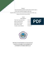 Biomedik (Anatomi Fisiologi Sistem Kardiovaskuler & Penyakit Sistem Kardiovaskuler)
