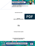 Acti de Apj 12 Edcia 3 Info Definiendo y Desarrollando Habilidades Para Una Comunicación Asertiva y Eficaz