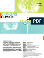 Changing Climate - Changing Communities - Workbook