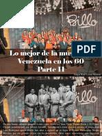 Edgar Raúl Leoni Moreno - Lo Mejor de La Música en Venezuela en Los 60, Parte II