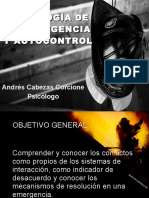 Psicologadelaemergenciayautocontrol 110129191004 Phpapp01 (1)