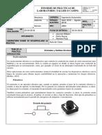 Enclavamientos plc