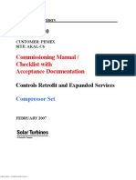 E0430 Commissioning Manual