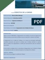 Gaia didáctica UASD