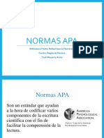 Normas APA 6ta Ed