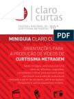 Miniguia Claro-Curtas