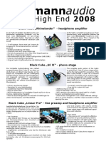 highend2008 news screen